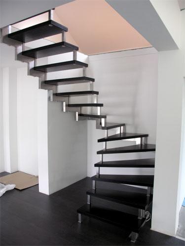 schody n 009 Schody nowoczesne