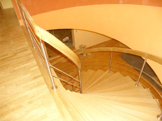 schody n 013 Schody nowoczesne
