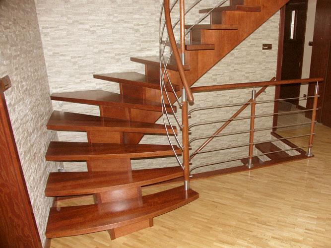 schody n 014 Schody nowoczesne