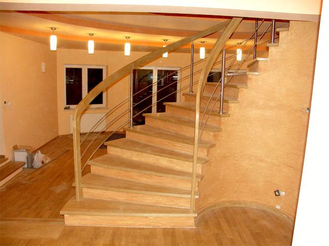 schody n 015 Schody nowoczesne