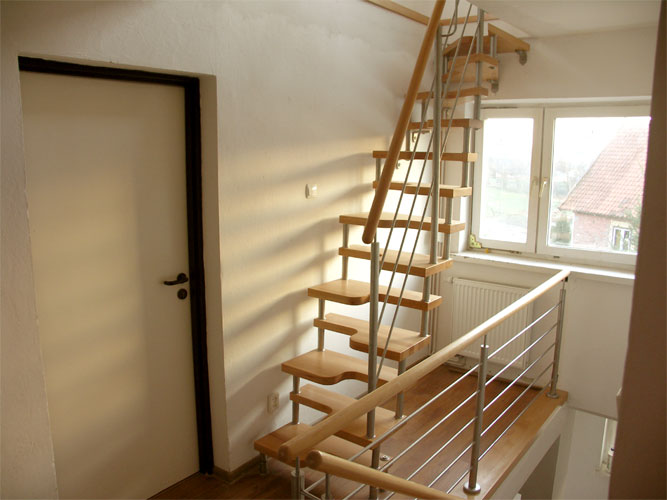 schody n 017 Schody nowoczesne
