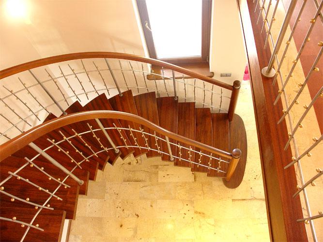 schody n 018 Schody nowoczesne