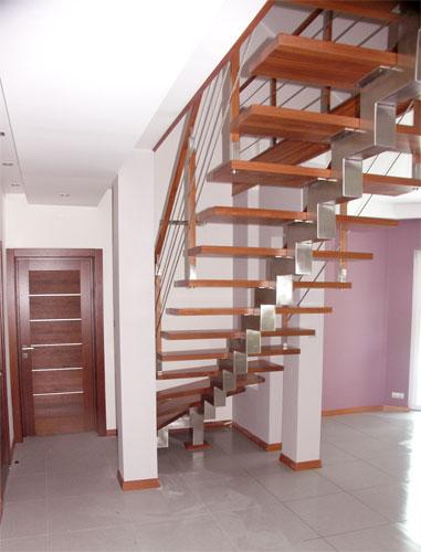 schody n 023 Schody nowoczesne