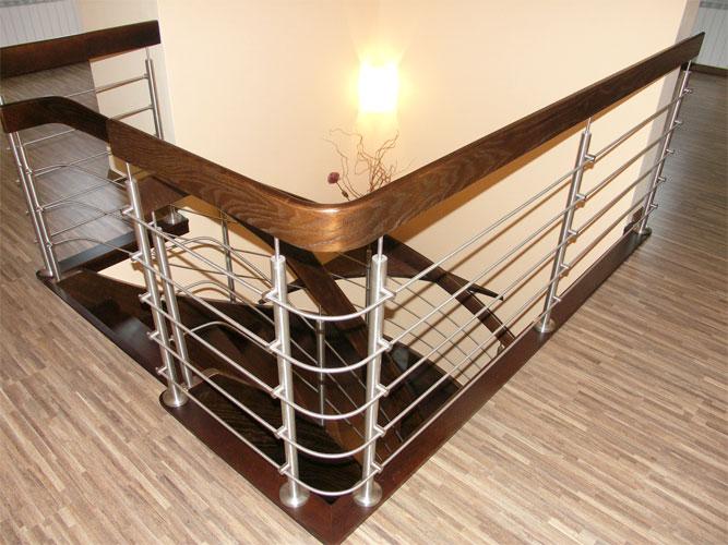 schody n 024 Schody nowoczesne
