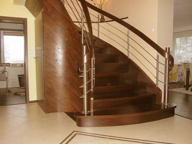 schody n 026 Schody nowoczesne