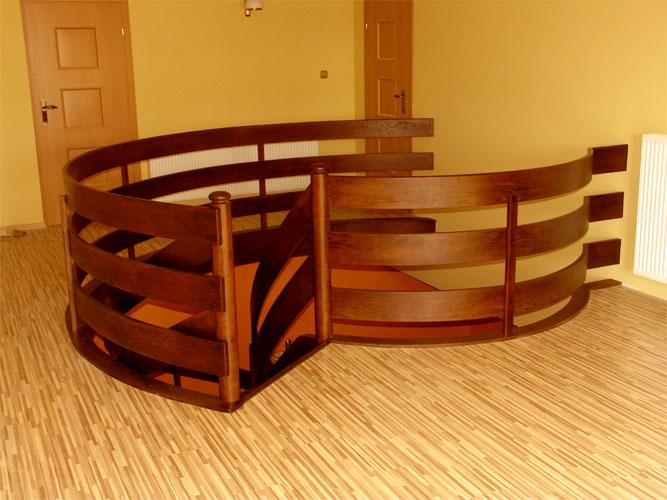 schody n 027 Schody nowoczesne