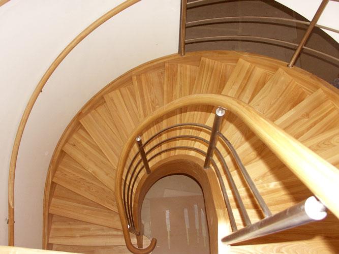 schody n 028 Schody nowoczesne