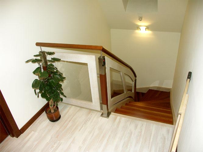 schody n 031 Schody nowoczesne