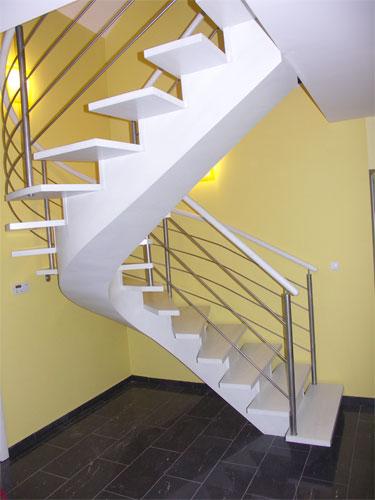 schody n 033 Schody nowoczesne