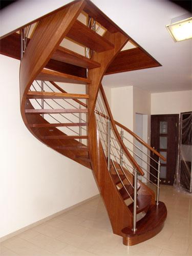 schody n 034 Schody nowoczesne