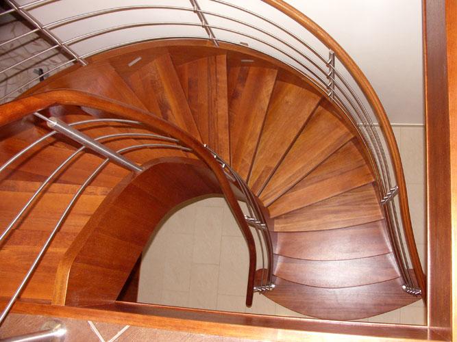 schody n 035 Schody nowoczesne