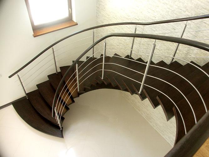 schody n 036 Schody nowoczesne