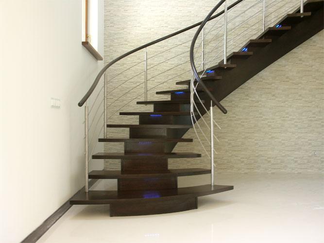 schody n 037 Schody nowoczesne