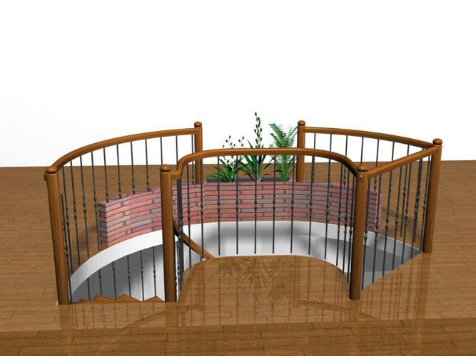 schody p 002 Schody   projekty