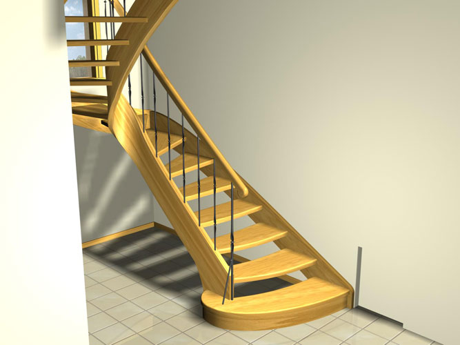 schody p 005 Schody   projekty