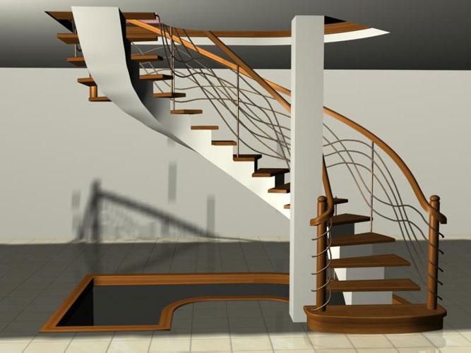 schody p 006 Schody   projekty