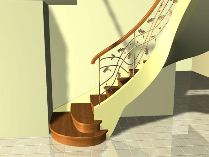 schody p 007 Schody   projekty
