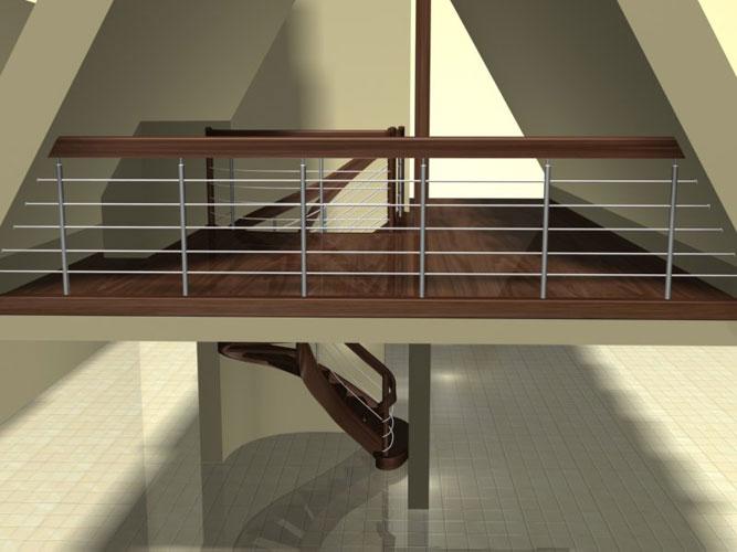 schody p 008 Schody   projekty