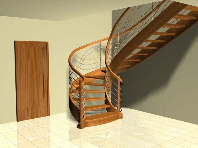 schody p 021 Schody   projekty