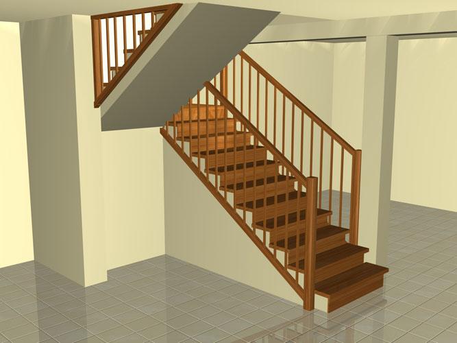 schody p 025 Schody   projekty