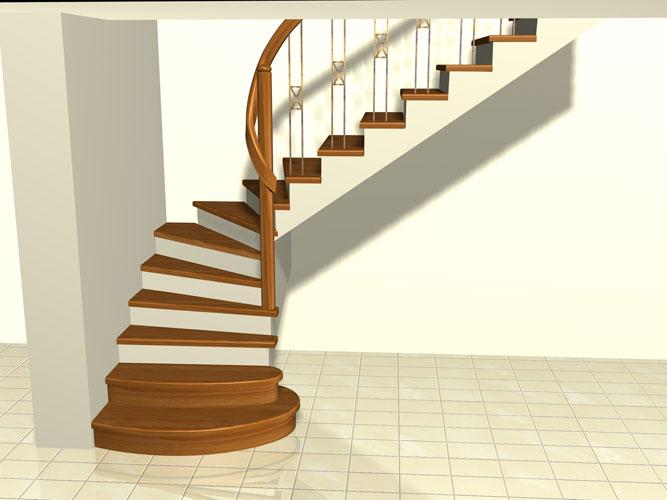 schody p 029 Schody   projekty