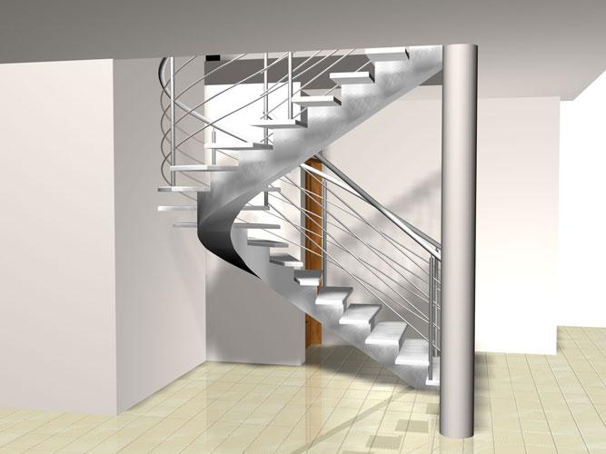 schody p 040 Schody   projekty