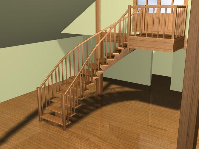 schody p 044 Schody   projekty