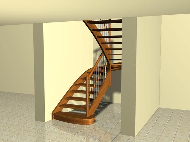 schody p 055 Schody   projekty