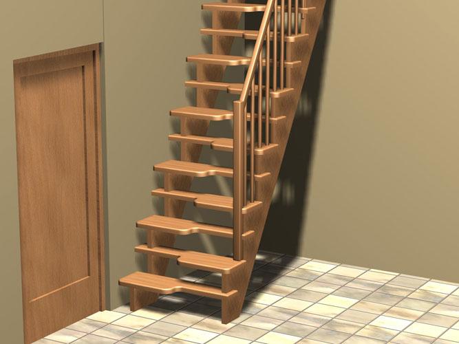 schody p 058 Schody   projekty