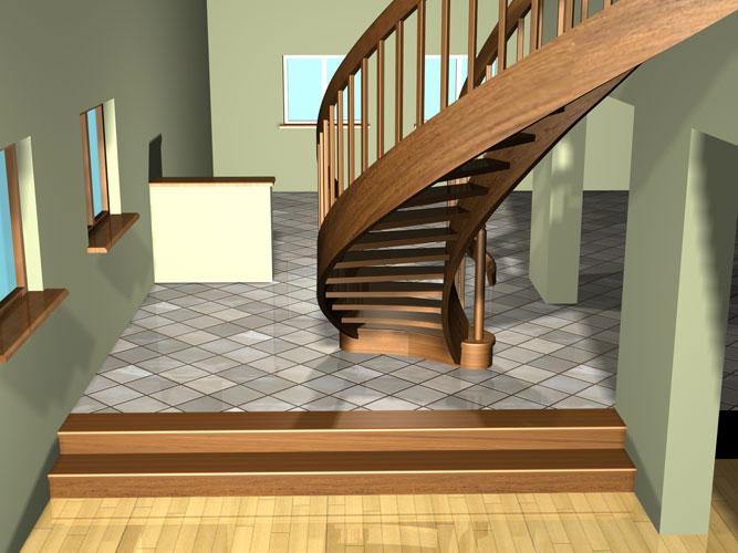 schody p 065 Schody   projekty