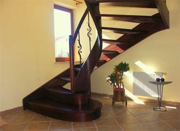 schody t 009 Schody tradycyjne